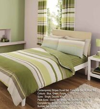 Duvet Cover with Pillow Case Quilt Cover Bedding Set Single Double King lot Size