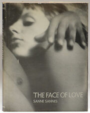 Sanne Sannes The Face of Love 1972 first edition erotic emotions