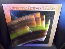 Sutherland Brothers & Quiver Slipstream LP Columbia 1976 VG+ in shrink
