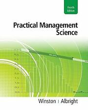 Management Science Modeling 4th Int'l Edition