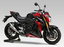 YOSHIMURA Slip-on Silencer R-11 Cyclone 1 End EXPORT SPEC SUZUKI GSX-S1000F