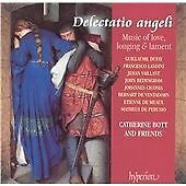 Catherine Bott : Delectatio angeli CD (2006)