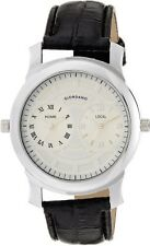 Giordano Analog White Dial Men's Watch - 60062 (P10500)+3 Month Seller Warranty
