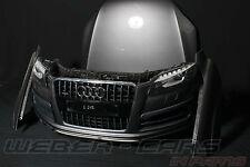 Org Audi q7 4l Facelift FRONT pacchetto COFANO PARAURTI FARI allo XENO LED