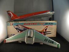 Nomura Japan Boeing 737 CP Air Jet Plane moteur à piles 36 cm boite avion RARE