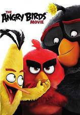 The Angry Birds Movie (DVD, 2016) Free Shipping!