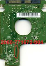 LOGICA PCB BOARD WD5000BEVT-22A0RT0 500GB 2060-771672-004 REV A 88i9045-TFJ2 HDD