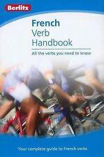 French Verb Handbook (Handbooks), Berlitz, New Books