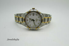 Men's Accutron Spaceview II Automatic Base Metal watch style 28B62 BRAND NEW!