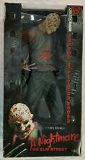 "NIGHTMARE ON ELM STREET FREDDY KRUEGER 18"" MCFARLANE TOYS MOVIE MANIACS NEW NIP"