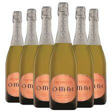 Omni Prosecco 2012 Sparkling White Wine (6 x 750ml) South Australia