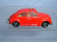 MAJORETTE NO 202 VOLKSWAGEN 1302 BEETLE VINTAGE IN USED UNBOXED 1/60 C PHOTOS !!
