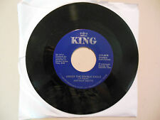 ARTHUR SMITH Under The Double Eagle / Guitar Boogie KING 45