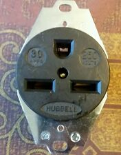 Hubbell 9330 30A 250V Straight Blade Receptacle NEMA 6-30R WORKS GREAT!