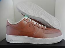 "NIKE AIR FORCE 1 07 LV8 QS ""LADY LIBERTY"" RUST-LIME SZ 18 [812297-800]"