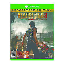 NEW! Dead Rising 3 -- Apocalypse Edition (Microsoft Xbox One, 2014)