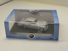 Oxford Diecast Shell Grey Bentley S1 Continental Fastback 1:43 Scale BCF001