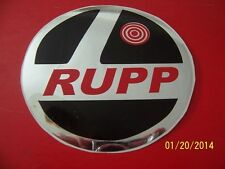 Vintage 2.5 Dia. RUPP TORQUE CONVERTOR,ENGINE Replacement Sticker (NEW)