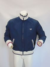 FRED PERRY Giacca Cappotto Giubbino Jacket Coat Jacke Tg XL Man Uomo G8/6