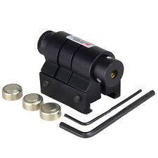 Original Red Laser Sight  Scope 20mm Weaver Picatinny Mount For Airsoft Rifle