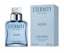 Eternity Aqua by Calvin Klein Men 1.7 oz 50 ml  Eau de Toilette New In Box