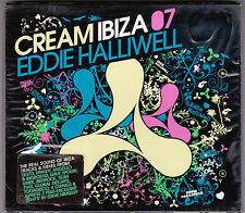 Eddie Halliwell - Cream Ibiza 07 - CD (2CD) Sealed