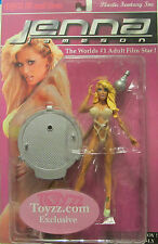 Jenna Jameson Toyzz Exclusive Action Figure Limited Edition #780 0f 1000 Made!