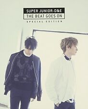 Super Junior-D&E - Beat Goes On (Special Edition) [CD New]