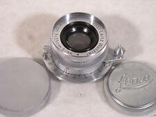 Outstanding Leitz Leica 35mm F3.5 Summaron L39 Screw Lens