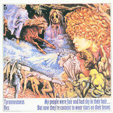 My People Were Fair... Tyrannosaurus Rex CD Expanded Marc Bolan T Slipcase Mint
