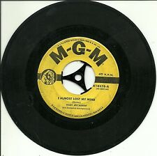 IVORY JOE HUNTER I Almost Lost My Mind / If I Give You My Love MGM K 10578 US 7""