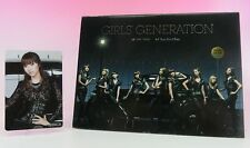 CD+DVD+Photo card Girls Generation Mr. TAXI Run Devil Run JAPAN Limited Jessica