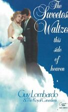 The Sweetest Waltzes This Side of Heaven by Guy Lombardo Cassette 1995 Sealed