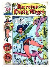 Reprint: LA REINA DE LA COSTA NEGRA #47, Mexican Conan