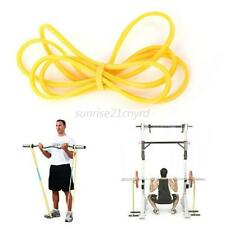 New Resistance Loop Latex Band Body Gym Training Powerlifting Pull Up Gym U58