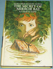 Nancy Drew #49 Secret Mirror Bay 1st Yellow Overlay
