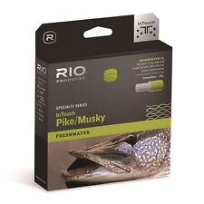 RIO InTouch Pike / Musky Fly Line - WF11I/S6 - Intermediate w/ Sinking Tip - New