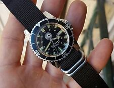 *RARE* ANCIENNE MONTRE MORTIMA CCAS PLONGEE SUBMARINE vintage FRENCH DIVER