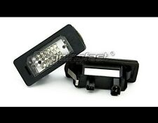 BMW E82 E88 E90 E91 E92 E93 E60 E61 E39 E70 E71 LED Number License Plate Lights