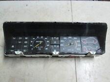 Cruscotto quadro strumenti Fiat Ritmo 100 S con check control  [98.14]