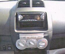 Radioumbaukit Radioeinbaukit Doppel-Din Daihatsu Sirion & Subaru Justy