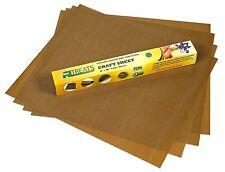 """RL Treats Non-Stick Sheet Teflon Mat Craft Sheet 15"""" x 18"""" Pack of 4"""