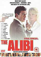 The Alibi (DVD), Steve Coogan, Rebecca Romijn (DVD) Original DVD  Original Case