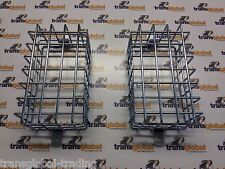 Land Rover Series 2 & 3 Rear Mesh Light Guards / Cages - Bearmach - BR 1645 x2