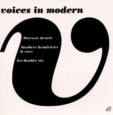 Voices In Modern CD NEW SEALED Jazz Blossom Dearie/Lambert Hendricks & Ross...