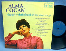 LP ALMA COGAN - THE GIRL WITH THE LAUGH IN HER VOICE / FLIPBACK COVER UK ENGLAND