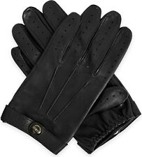 Dents Fleming james en cuir Bond Spectre conduite gants sz xs