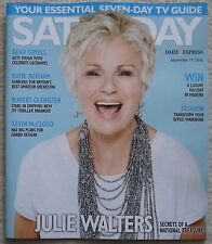 Julie Walters – Daily Express Saturday magazine – 17 September 2016
