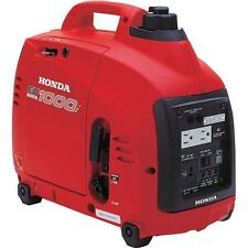 Honda EU1000i 1000 Watt Portable Quiet Inverter Parallel Capability Generator