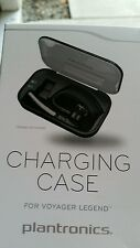 New OEM Plantronics Voyager Legend Bluetooth Charging Charger Case And USB Cable